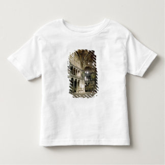 View of the nave toddler t-shirt