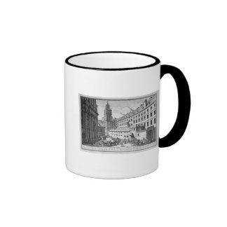 View of the new Observatory in the Jesuit Ringer Mug