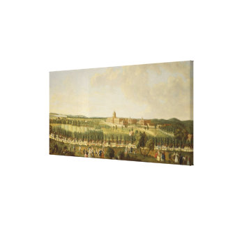 View of the New Palace Stretched Canvas Print