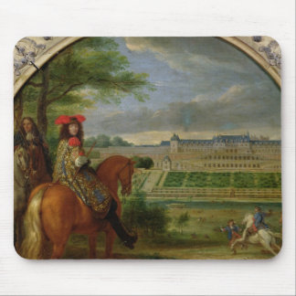 View of the New Palace of Saint-Germain Mouse Pad