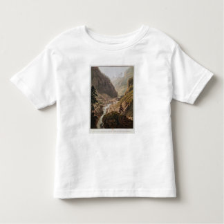 View of the New Simplon Pass, 1811 Toddler T-shirt