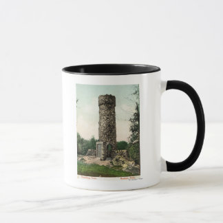 View of the Norumbega Tower Mug