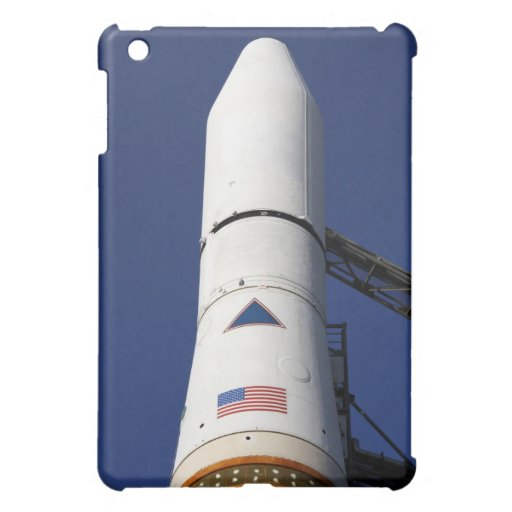 View of the nose cone of the Delta IV rocket iPad Mini Cases