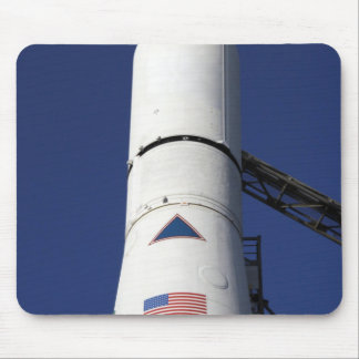 View of the nose cone of the Delta IV rocket Mouse Pad