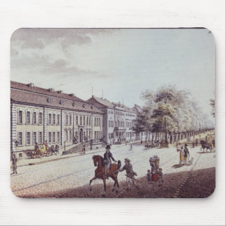 View of the Opera House, Berlin Mouse Pad