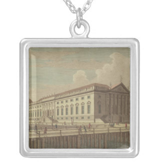 View of the Opera House in Berlin 1773 Necklace