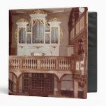 View of the Organ Binders