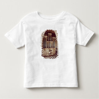 View of the Organ in the church at Rotha Toddler T-shirt