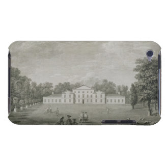 View of the Palace at Kew from the Lawn, engraved iPod Touch Covers
