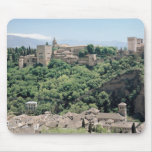 View of the Palace of the Alhambra Mouse Pad