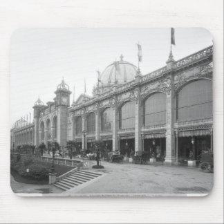 View of the Palais des Beaux-arts Mouse Pad