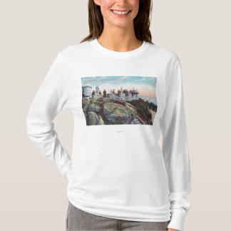 View of the Parapet at Sutro Heights T-Shirt