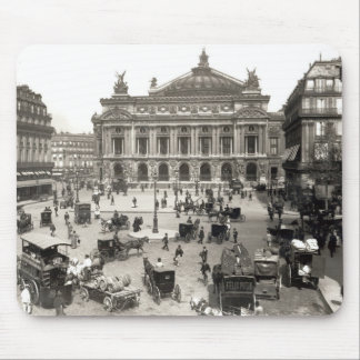 View of the Paris Opera House, 1890-99 Mouse Pad