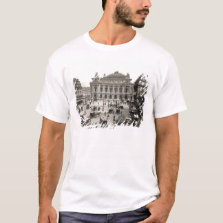 View of the Paris Opera House, 1890-99 T-Shirt