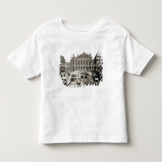 View of the Paris Opera House, 1890-99 Toddler T-shirt
