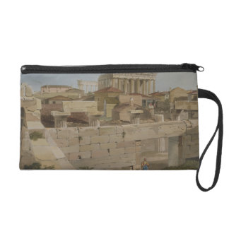 View of the Parthenon from the Propylaea, plate 7 Wristlet