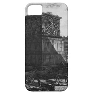 View of the pedestal of the Apotheosis of Antoninu iPhone SE/5/5s Case