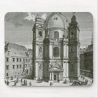 View of the Peterskirche Mouse Pad
