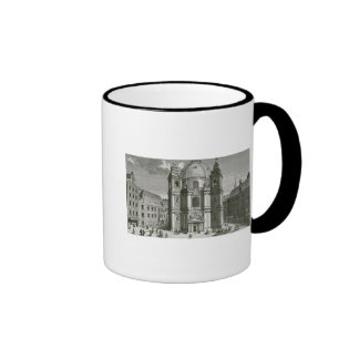 View of the Peterskirche Ringer Mug