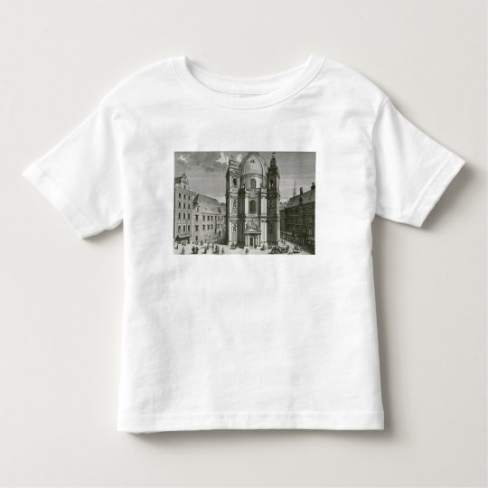 View of the Peterskirche Toddler T-shirt