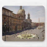View of the piazza mouse pad