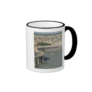 View of the piazza ringer mug