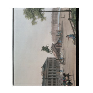 View of the Place of Peter the Great and the Senat iPad Folio Cases