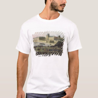 View of the Pont-Neuf and the River Seine T-Shirt