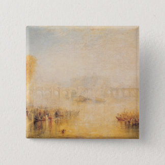 View of the Pont Neuf, Paris Button
