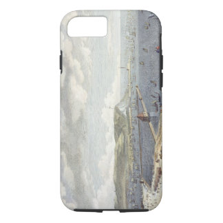 View of the Port and the Roadstead of Boulogne at iPhone 8/7 Case