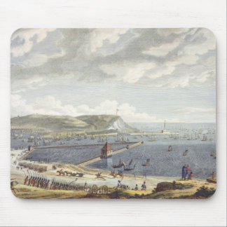View of the Port and the Roadstead of Boulogne at Mouse Pad