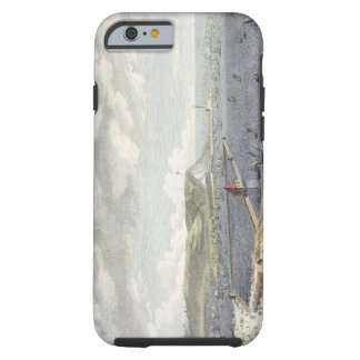 View of the Port and the Roadstead of Boulogne at Tough iPhone 6 Case