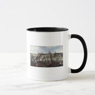 View of the Port of Antwerp Mug