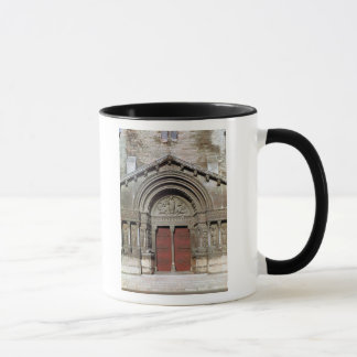 View of the portal mug
