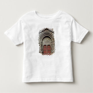 View of the portal toddler t-shirt