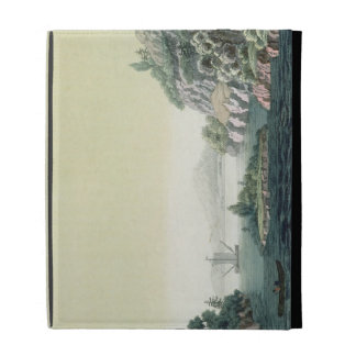 View of the Potomac river near Mount Vernon (colou iPad Case