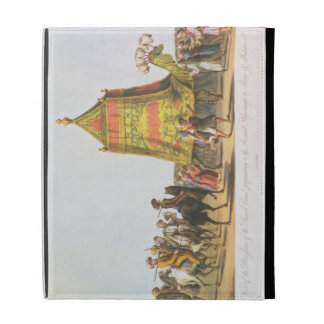 View of the Procession of the Sacred Camel prepara iPad Cases