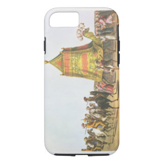 View of the Procession of the Sacred Camel prepara iPhone 7 Case
