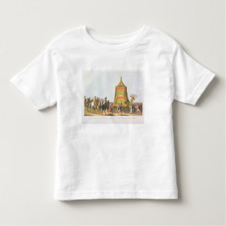View of the Procession of the Sacred Camel prepara Toddler T-shirt