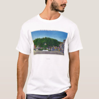 View of the Public Square # 2 T-Shirt