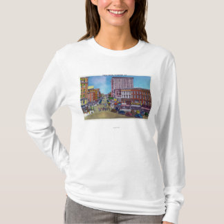 View of the Public Square T-Shirt