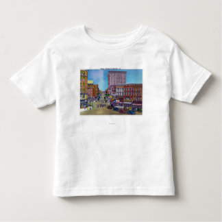 View of the Public Square Toddler T-shirt