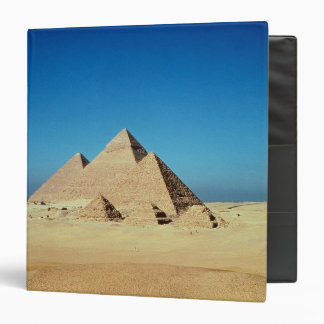 View of the Pyramids Binder