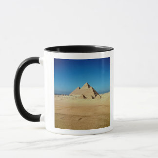 View of the Pyramids Mug