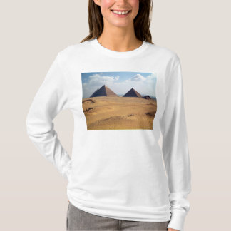 View of the Pyramids of Cheops T-Shirt