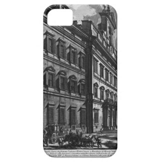 View of the Quirinal Palace on the building iPhone SE/5/5s Case