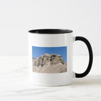 View of the Qumran Caves Mug