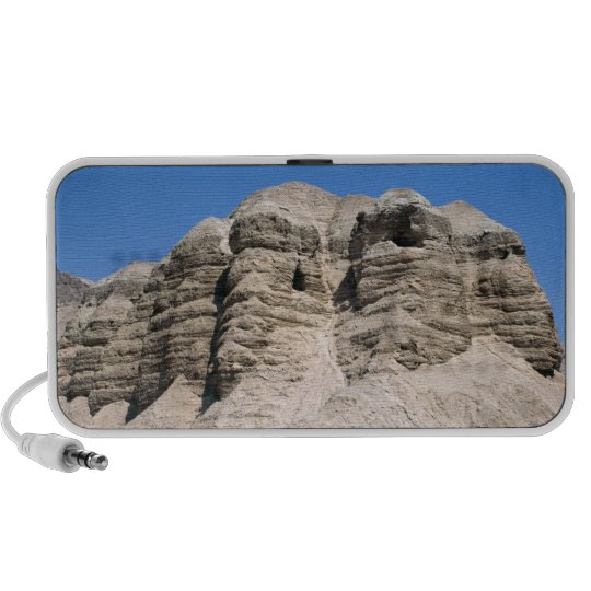 View of the Qumran Caves Speaker