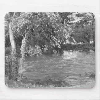 View of the River Mouse Pad