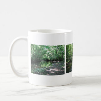 View of the River Coffee Mugs